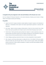 EGF Gazprom Monitor, Issue 49, June 2015