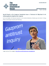 EGF Gazprom Monitor, Issue 47, April 2015