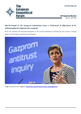 EGF Gazprom Monitor, Issue 47, April 2015