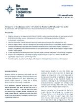 EGF Gazprom Monitor, Issue 18, November 2012