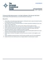 EGF Gazprom Monitor, Issue 17, October 2012