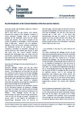 EGF Gazprom Monitor, Issue 1, November-December 2010