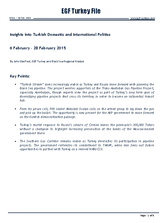 EGF Turkey File, February 2015