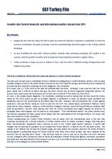 EGF Turkey File, June 2011