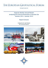 Gazprom Monitor Annual Review