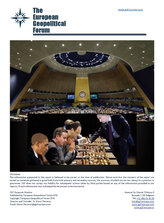 EGF Geopolitical Trends, Issue 1, Spring 2015