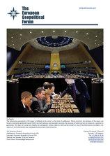 EGF Geopolitical Trends, Issue 2, Summer/Autumn 2015
