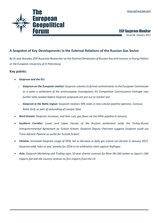 EGF Gazprom Monitor, Issue 68, January 2017