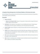 EGF Gazprom Monitor, Issue 78, November 2017