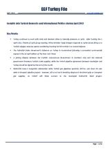 EGF Turkey File, April 2012