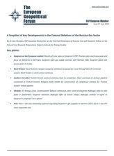 EGF Gazprom Monitor, Issue 97, June 2019