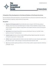 EGF Gazprom Monitor, Issue 102, November 2019