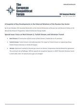 EGF Gazprom Monitor, Issue 104, January 2020