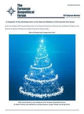 EGF Gazprom Monitor, Issue 91, December 2018
