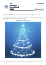 EGF Gazprom Monitor, Issue 115, December 2020