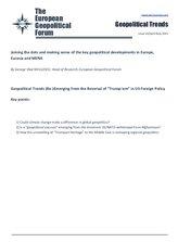 EGF Geopolitical Trends, April-May 2021